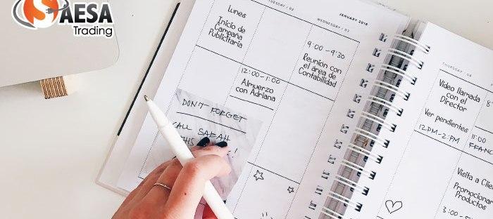 Cómo ser más organizado en nuestra vida laboral